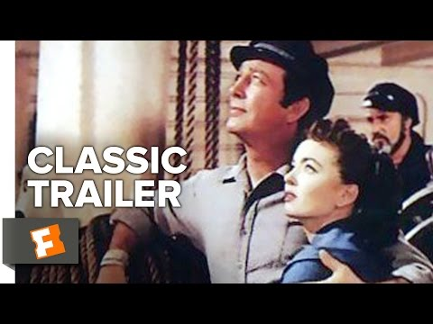 Random Movie Pick - All The Brothers Were Valiant (1953) Official Trailer - Robert Taylor, Stewart Granger Movie HD YouTube Trailer