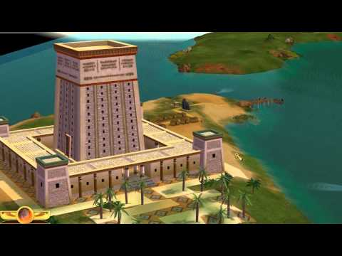 Children of the Nile: Alexandria. Building the Great Lighthouse