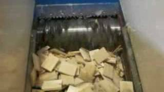 Trituratore legno Tritotutto I.S.V.E. ww...