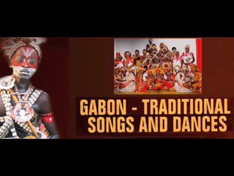 Gabon - Traditional Songs and Dances - Mbeng-Ntam
