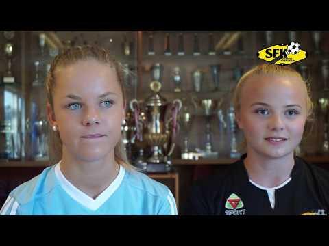 Ane og Amanda fra Steinkjer FK til TrondheimsØrn