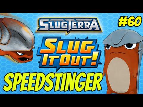 Slugterra Slug it Out! #60 Speedstinger | NEW SLUG (Slug Seeker)