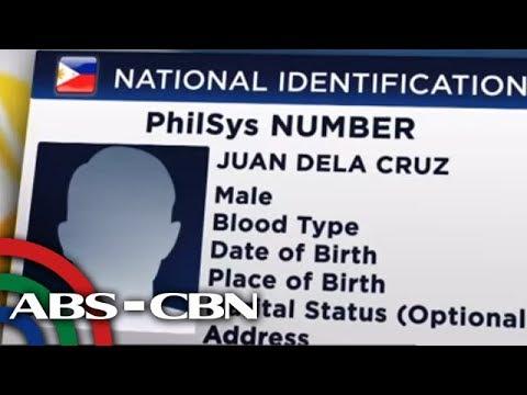 Bandila: National ID system, lusot na sa bicam