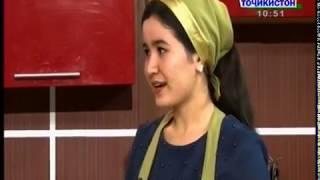 Кошона: Тарзи таёр намудани Кулчакани себи / koshona tajikistan