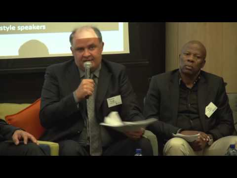 Johannesburg Business is Education Event 30/08/2016 - Panel