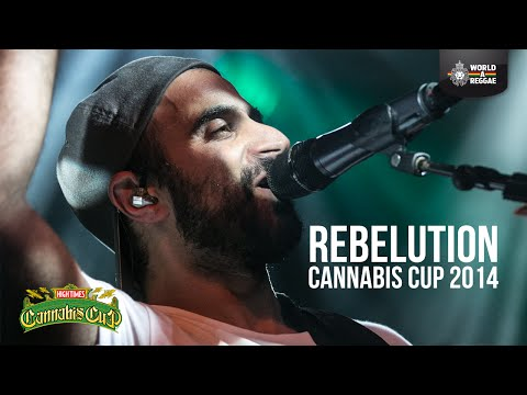Rebelution Live at Cannabis Cup 2014, Amsterdam