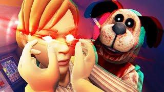 HACKING DUCK SEASON!! MOM CREATED THE DOG!?! - Duck Season (VR HTC VIVE)