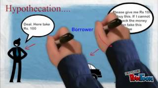 Difference Between Pledge, Hypothecation & Mortgage