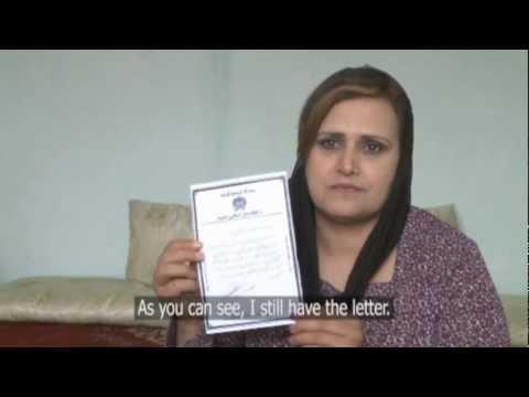 A Female TV Journalist in Afghanistan