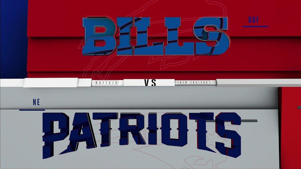 Image result for Buffalo Bills vs. New England Patriots