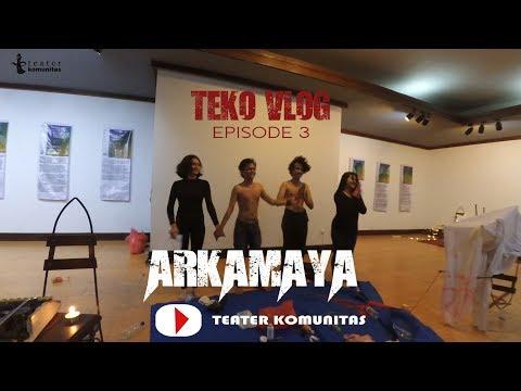 Teater Komunitas - Episode 3 ( Performing Art ARKAMAYA )