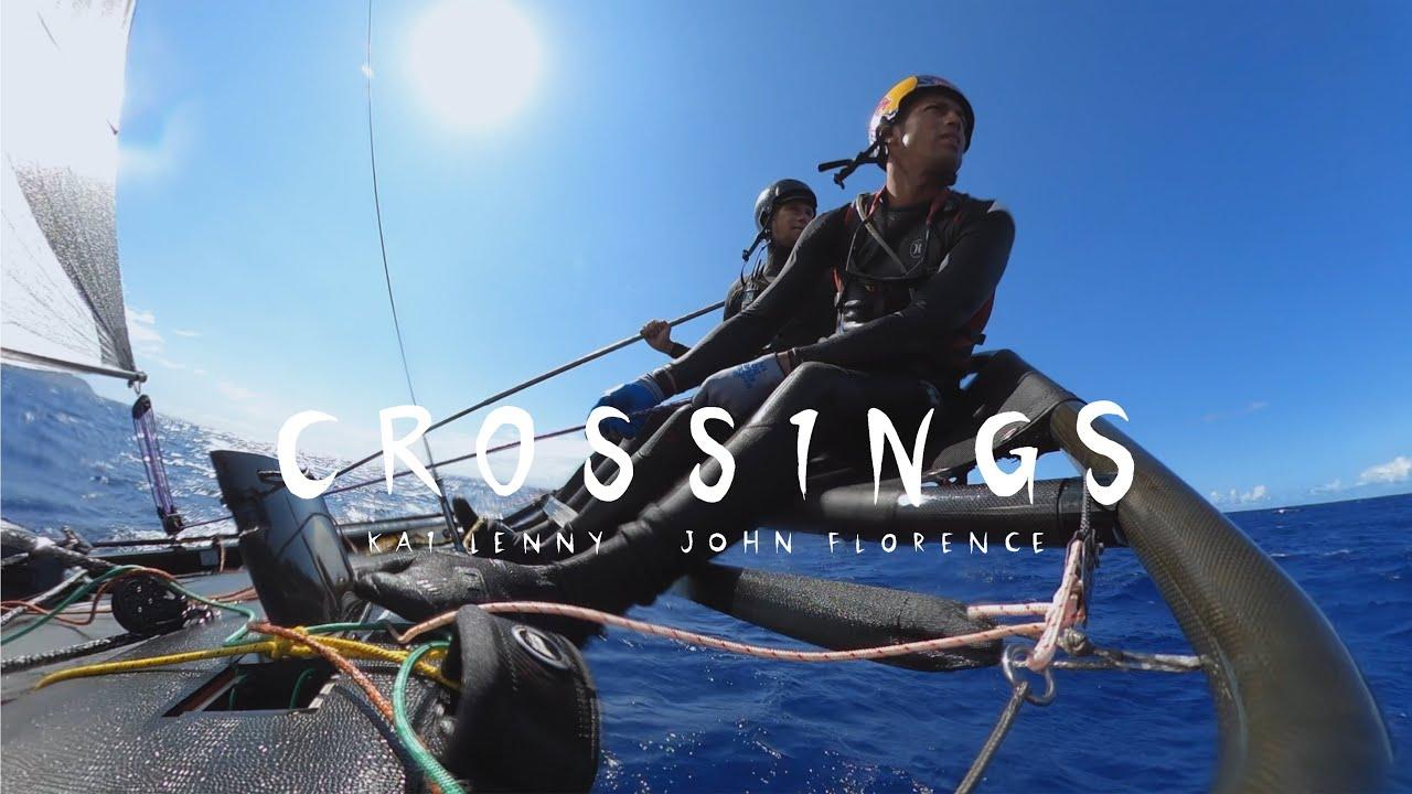"""CROSSINGS"" feat. KAI LENNY & JOHN FLORENCE"
