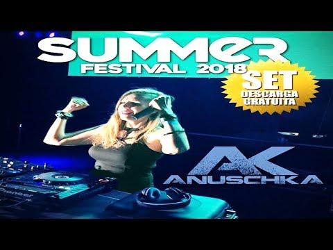 Breakbeat Mix. Anuschka, Summer Festival