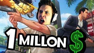 1 MILLON DE DOLARES | GTA V Online | Epic Directo