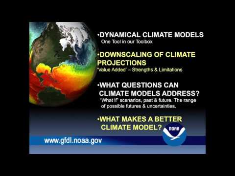 Keith Dixon - Global and Regional Climate Modeling