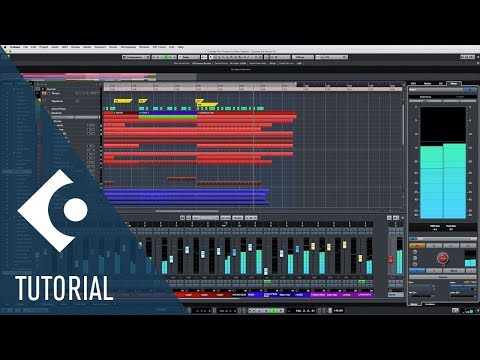 Zoning 2.0   New Features in Cubase Pro 9.5