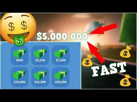 ROBLOX JAILBREAK HOW TO GET 5.000$ MONEY IN JAILBREAK FAST! [BEST WAY]