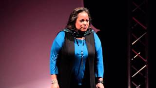 Kindness is the Cure - A Call for Kindness | Cindy Grimes | TEDxOcala