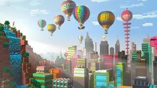 Minecraft: Super Duper Graphics Pack DLC- Official Musical Trailer (2017)
