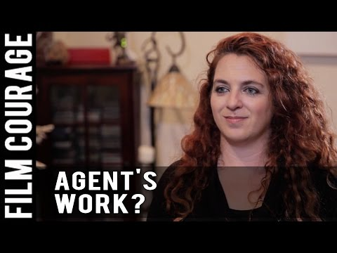 It's Not An Agent's Job To Find A Writer Work by Lee Jessup