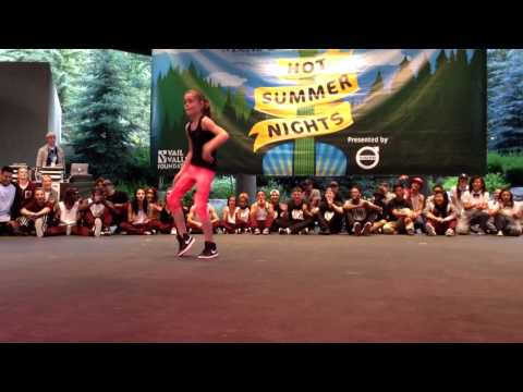 Audacious Adi - 8150 Urban Dance Challenge Performance