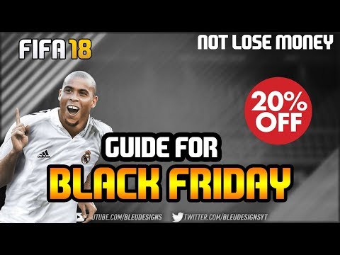 FIFA 18   GUIDE FOR BLACK FRIDAY 'MARKET CRASH'   WHICH PLAYERS TO SELL   HOW TO NOT LOSE COINS!
