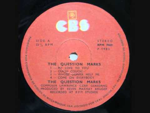 Question Marks - Ouchi Couchi