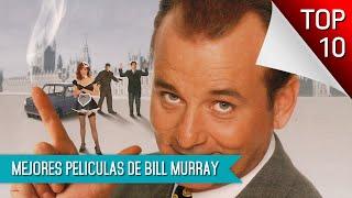 Las Mejores 10 Peliculas De Bill Murray