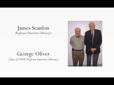 Macon Memories Interview 3: James Scanlon and George Oliver
