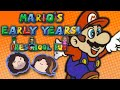 Mario's Early Years: Preschool Fun - Game Grumps