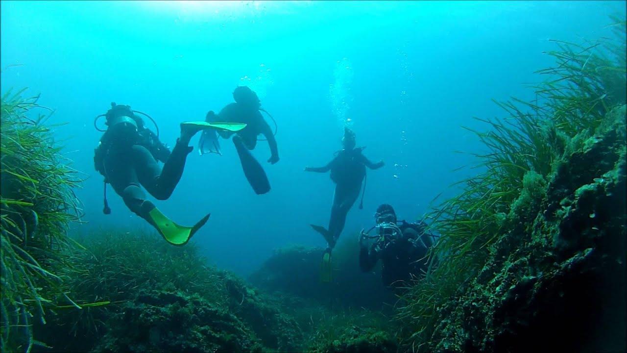Plongée d'exploration  Maeva Plongée Corse Ajaccio Porticcio