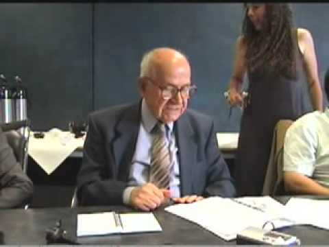 """Cyprus: 50 Years of Independence - Achievements & Challenges"", Session 1, June 2010"