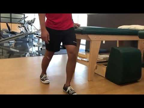 Proper Muscle Activation for Better Range of Motion to Improve Gait