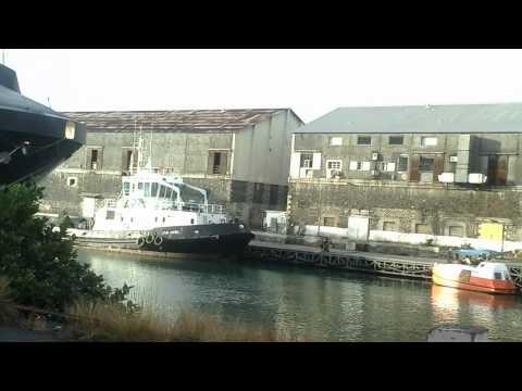 Reecon Emre Navire sucrier Port Ouest Réunion.