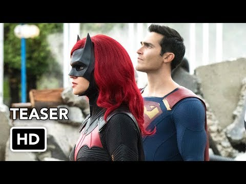 DCTV Crisis On Infinite Earths Crossover Teaser (HD)