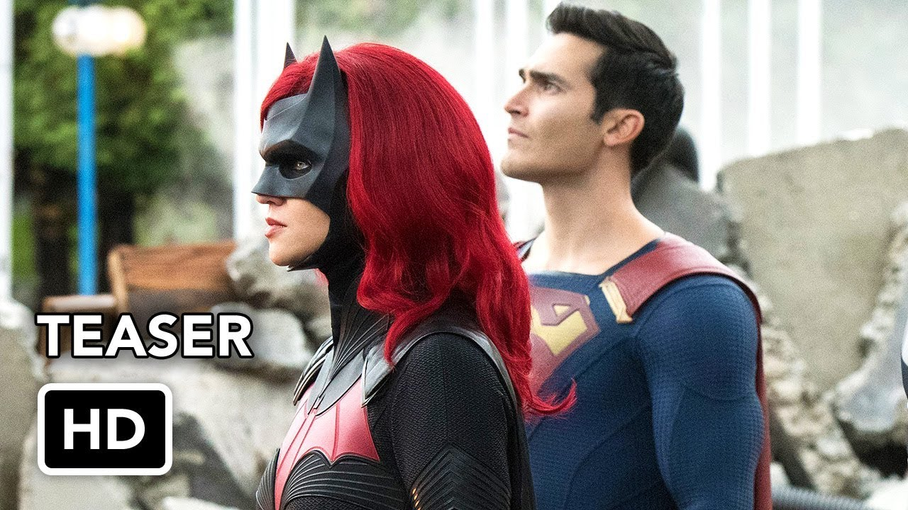 Download DCTV Crisis on Infinite Earths Crossover Teaser (HD)