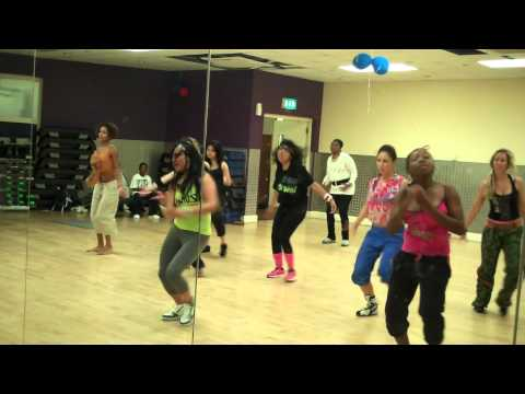 Zumba - I'm Into You by J Lo