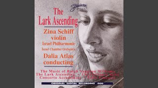 The Lark Ascending: Pezzo Ostinato Allegretto: D Major