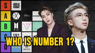 The Top 30 Boy Groups in Kpop - 2020 RANKED!