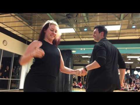 West Coast Swing - Jordan Frisbee & Tatiana Mollmann from YouTube · Duration:  3 minutes 52 seconds