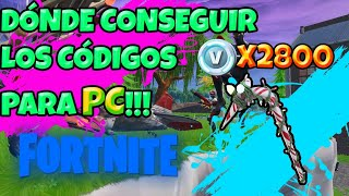 *WO* GET PAVO Codes in Fortnite?🤔2018/2019