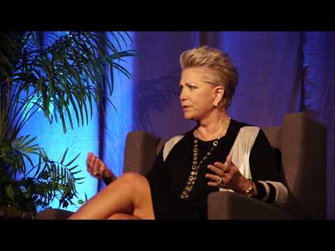 Joan Lunden Promotes 'Age Well' Message at Summit