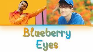 [THAISUB/ซับไทย] Blueberry Eyes - MAX ft. SUGA of BTS #ไซคีซับ