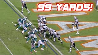 Longest Passing Plays in NFL History (95+ yards) thumbnail