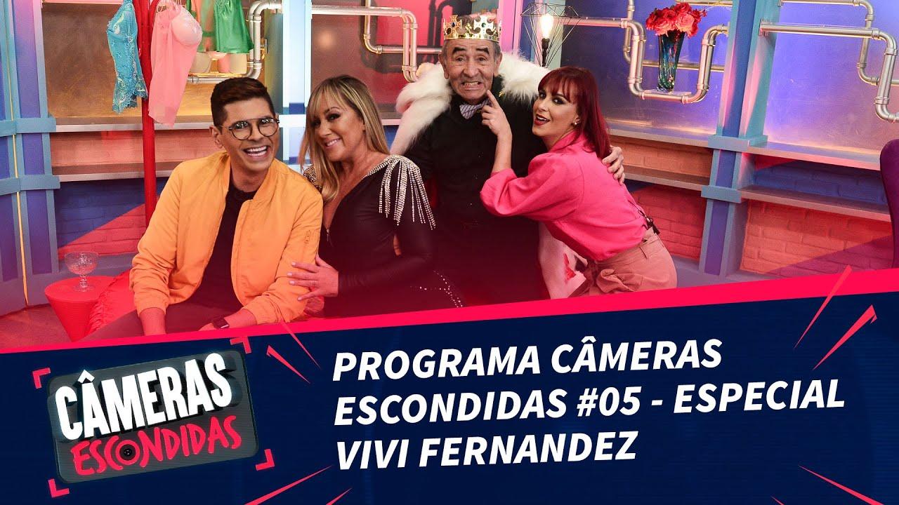 Download Programa Câmeras Escondidas #05 - Especial Vivi Fernandez (19/09/21)