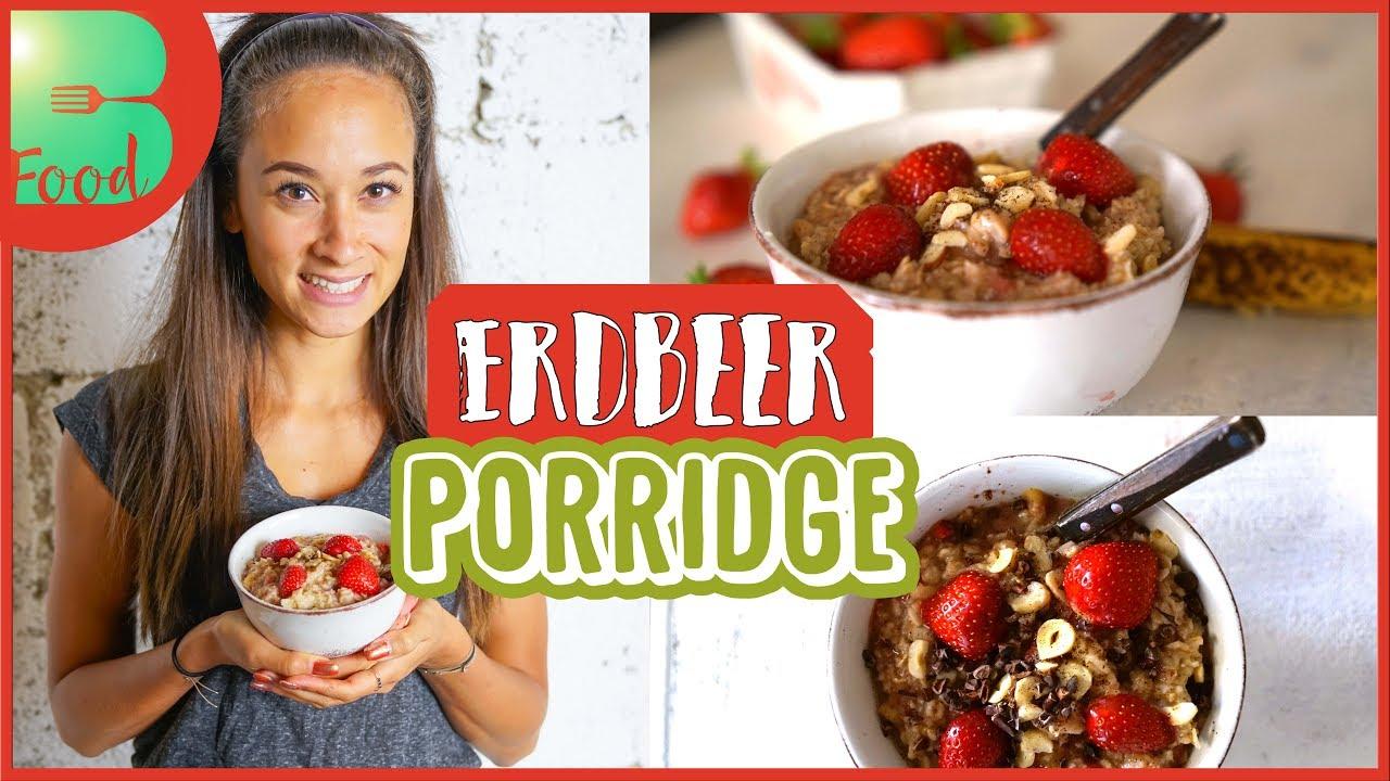 porridge rezept fitness food gesundes fr hst ck leckerer snack f r zwischendurch youtube. Black Bedroom Furniture Sets. Home Design Ideas