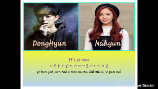 TWO OF US DONGHYUN X NAHYUN THE MIRACLE MINI DRAMA