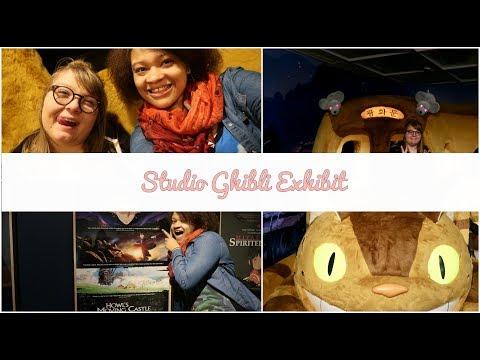 Day Trip to Seoul   Studio Ghibli Exhibit, Street food, & Dairy Queen!