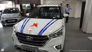FIRST ON YOUTUBE | 2018 HYUNDAI CRETA - WALKAROUND, FEATURES, PRICE