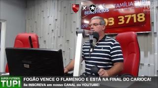 Flamengo 0 x 1 Botafogo - Semifinal - Campeonato Carioca - 28/03/2018 - AO VIVO